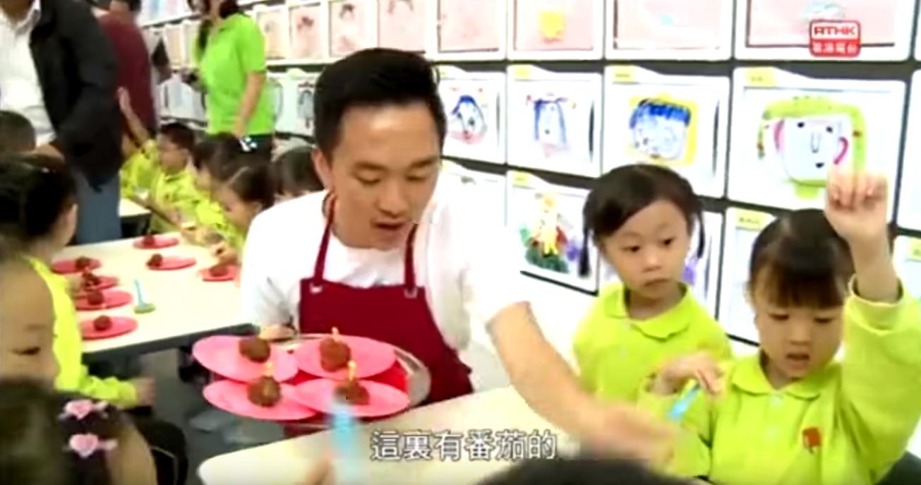 高班拍攝香港電台31 – 緣來好食德2015精華片段