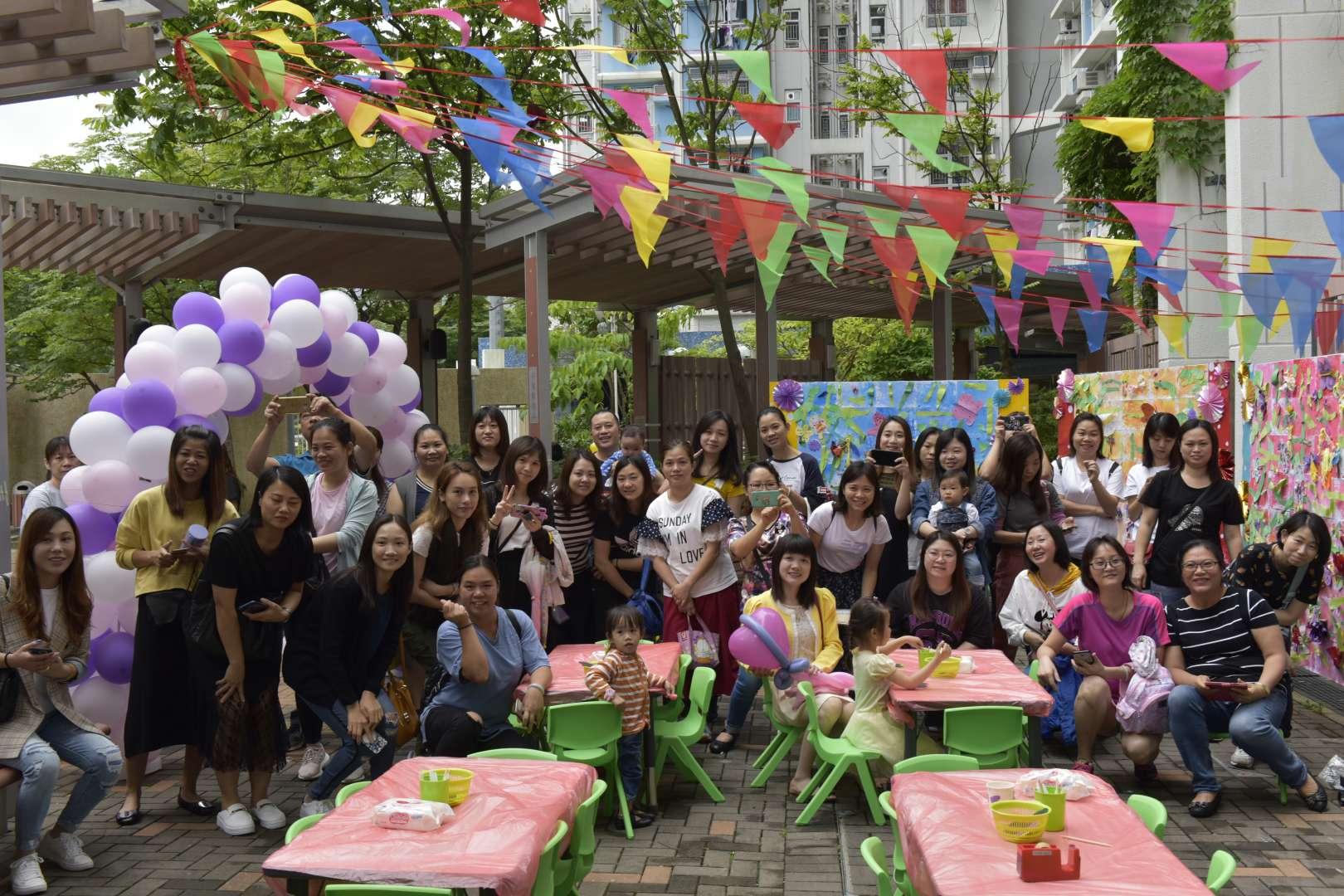 2018-2019年度 母親節慶祝會高班表演